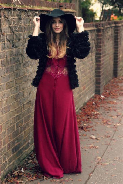asos sukienka maxi bordowa burgundy gipiura 34 w suknie i sukienki szafa pl