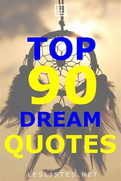 Dream Quotes Inspire Want Something Accomplish Leslistes