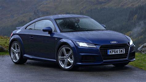 Audi Tt Coupe Backgrounds by Audi Tt Coupe S Line 2 0 Uk Cars Blue Speed Motors