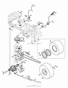34 Craftsman Lt2000 Parts Diagram