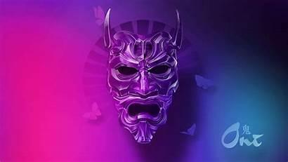 Oni Demon 4k Mask Japanese Uhd 2160
