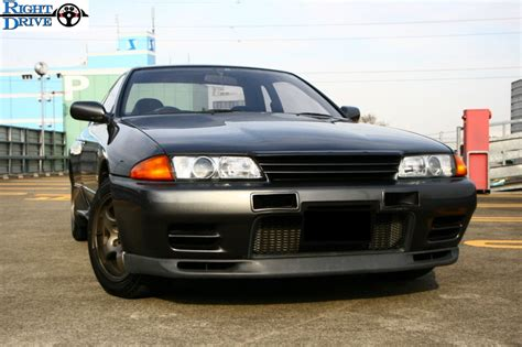 1989 Nissan Skyline R32 For Sale by 1989 Nissan Skyline Gtr R32 For Sale Rightdrive Usa