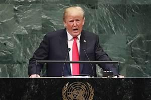 Read Trump's 2018 UN speech: full text - Vox