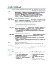 Resume Sle Templates Sle Resume 85 Free Sle Resumes By Easyjob Sle Resume Templates Easyjob