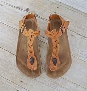 Sandalen Sommer 2015 : super rare boho chic 39 kairo 39 birkenstock braided leather sandals 38 sommerschuhe ~ Watch28wear.com Haus und Dekorationen