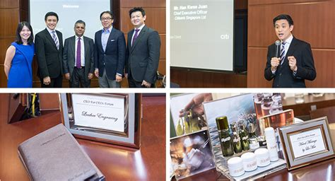 citigold relationship manager ceo for ceos forum bespoke events citigold singapore