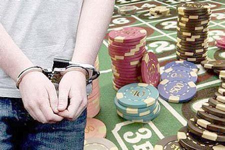 Illegal Gambling Shut Down In North Carolina