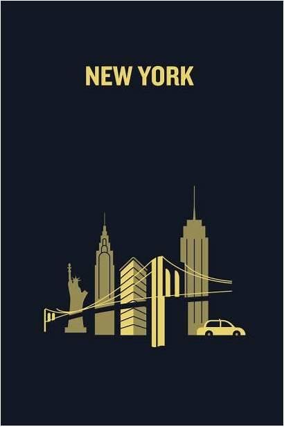 York Vector Building Empire State Clip Buildings