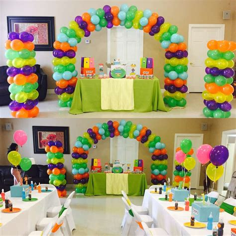 Rugrats Baby Shower Rugrats Birthday Party Ideas Photo 1 Of 8 Catch My Party