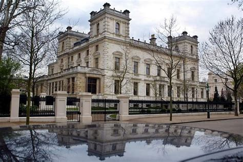 Property For Sale In Kensington Palace Gardens by Lakshmi Mittal Puts Palatial London Home Up For Sale