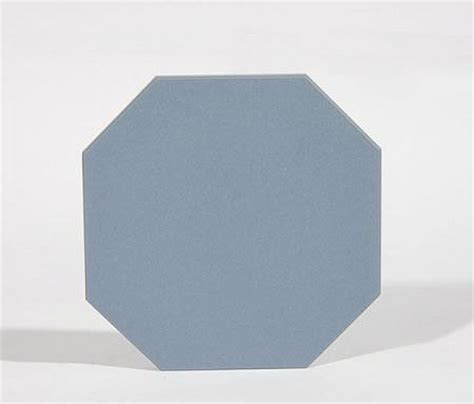 octagon tile blue original features