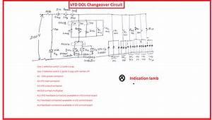 Vfd Dol Changeover Circuit