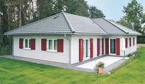 Baupläne Für Häuser : bungalow bauen baureihe kompakt fertighaus ebh haus gmbh ~ Yasmunasinghe.com Haus und Dekorationen