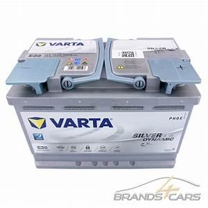 Batterie Varta E39 : varta agm auto batterie 12v 70ah 760a ersetzt 64 ah 65 ah ~ Jslefanu.com Haus und Dekorationen