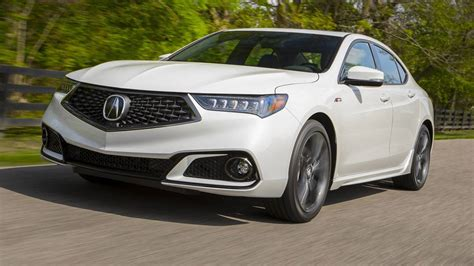2019 Acura Rance : 2019 Acura Tlx Expands A-spec Trim To Four-cylinder Models