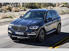 2018 BMW X3 Blue BMW Series Release