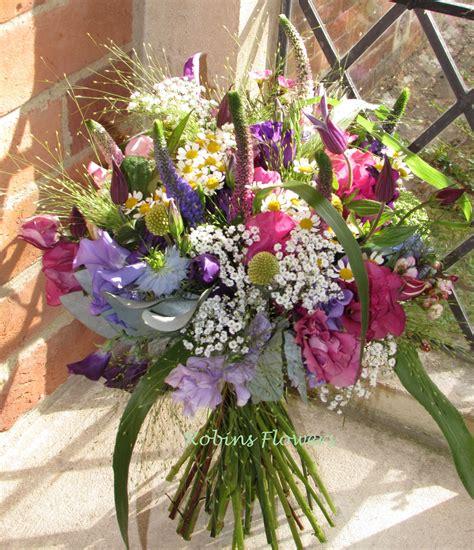 english country garden wedding bouquet  love