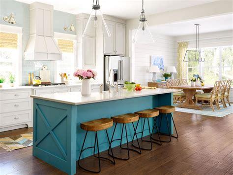 light  bright coastal farmhouse style kitchen hgtv