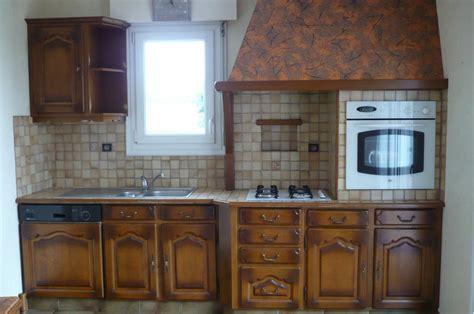 meubles cuisine bois massif relooking cuisine chene vannes rennes lorient bretagne0001