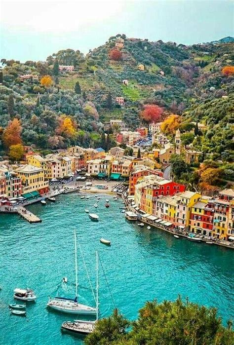 Portofino Photo by Portofino Italia Italy Italy Vacation Italy Travel