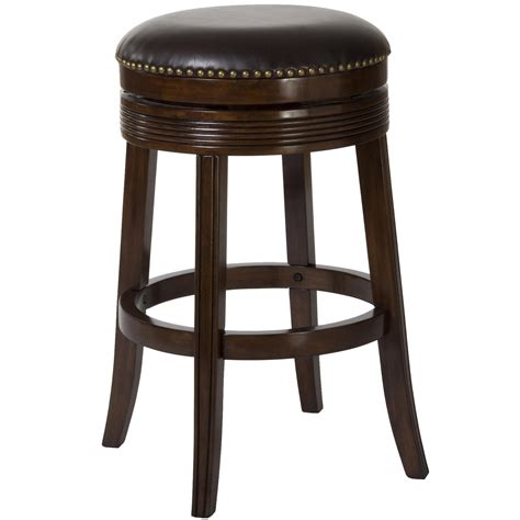 Backless Stools by Hillsdale Backless Bar Stools 26 Quot Tillman Backless Swivel