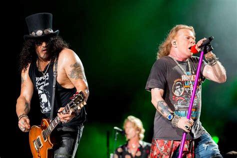 pollstar guns n roses extends tour