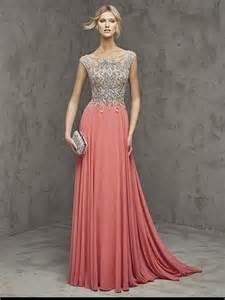 robe longue mariage 17 meilleures idées à propos de robe corail sur atelier versace robes élégantes et