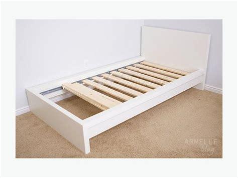 white ikea malm twin size bed frame victoria city victoria