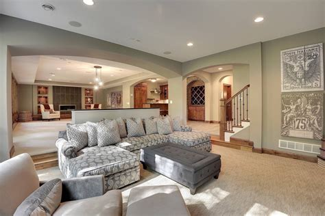 30 Basement Remodeling Ideas Inspiration by 8 Basement Family Room Colors 30 Basement Remodeling