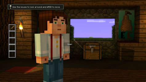 minecraft story mode episode   order   stone game