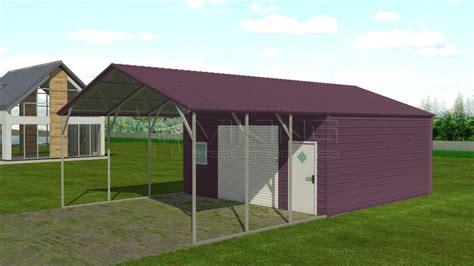 custom metal buildings steel structures utility