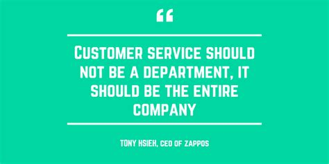 customer service  important   departments