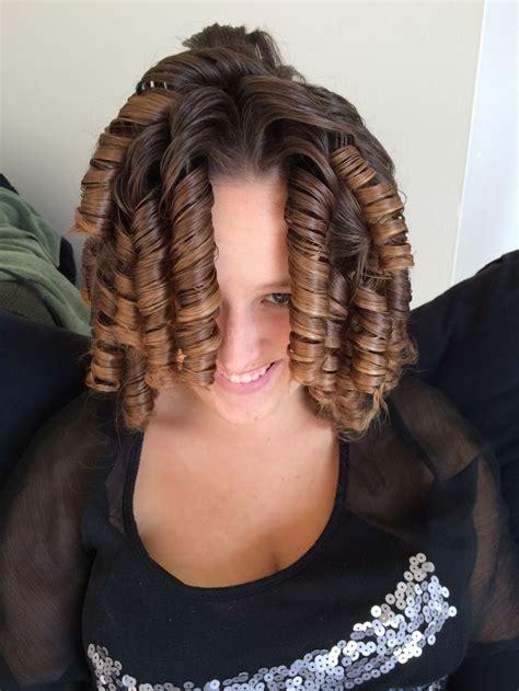 permed hairdos images  pinterest short