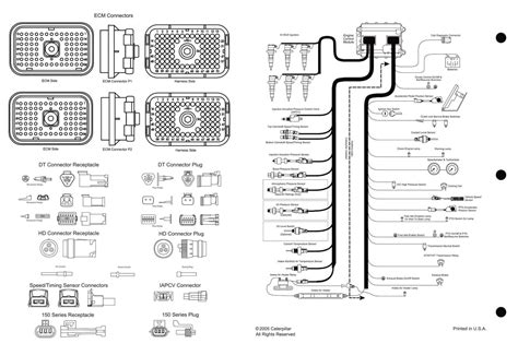 Caterpillar Engine Diagram Auto Electrical Wiring