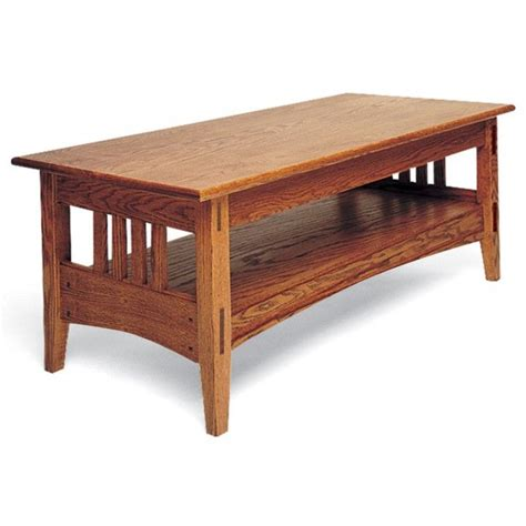 mission sofa table plans woodworking projects plans