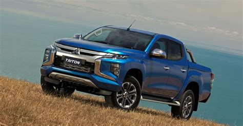 mitsubishi triton launches   year warranty