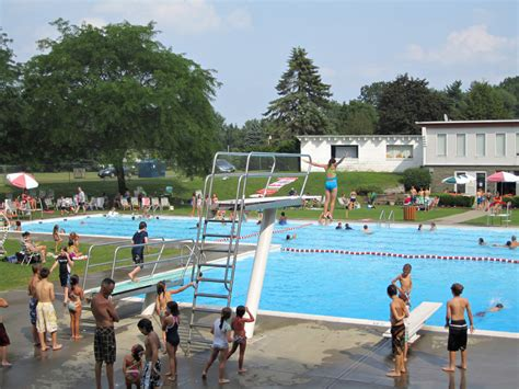 Of Clifton Park by Country Knolls Pool Clifton Park Ny