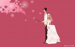Weddings images Animated Wedding HD wallpaper and ...