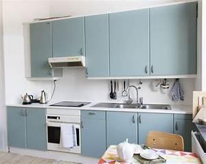 Cuisine Avant Après : repeindre sa cuisine avant apres finest renover sa ~ Voncanada.com Idées de Décoration