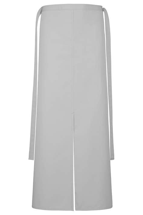 comis de cuisine tablier à fente florida pocket 80x100 cm como fashion