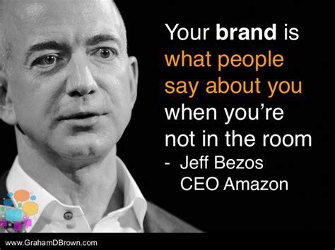 Wwwgrahamdbrowncom Your Brand Is What