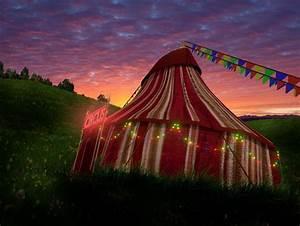 3d, Celebration, Circus, Tent