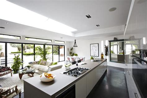 home interior kitchen design modern home goes eclectic