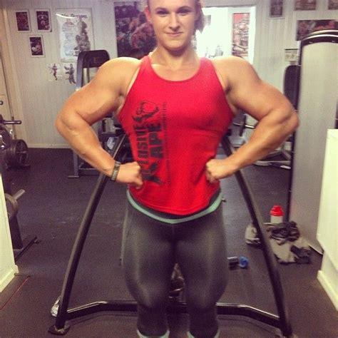 Georgina Mcconnell Bodybuilding Motivation Pinterest