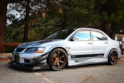 mitsubishi evo mitsubishi evo ix battle modified modifiedx