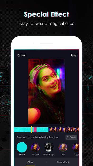 app shopper tik tok social network photography