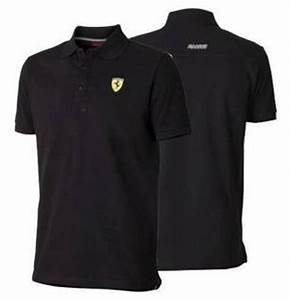 Ferrari Polo Shirt : official ferrari black polo shirt buy online on offer ~ Kayakingforconservation.com Haus und Dekorationen