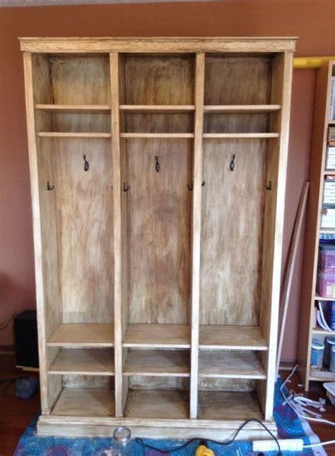 Garderobe Mal Anders by Free Standing Billy Lockers Ikea Mal Anders Garderobe