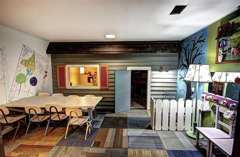 How To Transform Your Basement Into A Colorful Kids