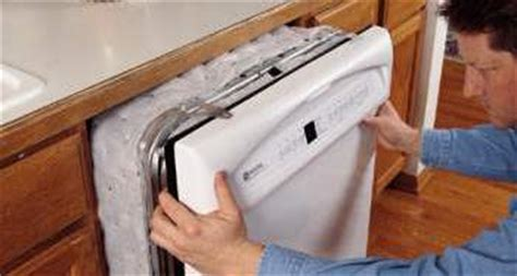 Kitchenaid Dishwasher Leaking From Front Door by How To Fix A Leaky Dishwasher Door Software Virtuosity
